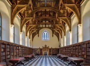Lambeth Palace: Great Hall refurbishment